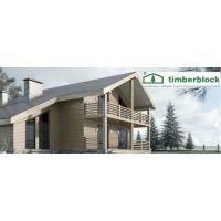 Сайдинг с фактурой дерева TimberBlock Ю-Пласт