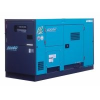 Генератор (дизельная электростанция) Airman SDG13-SDG800 кВт. Airman SDG13-SDG800 кВт.