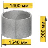 Кольцо бетонное КС14-9