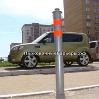 Парковочные столбики бетонируемый