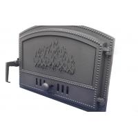 Арочная глухая дверца для печи VK33 из чугуна  VK33