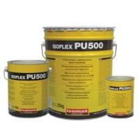 Полиуретановая жидкая гидроизоляционная мембрана ISOFLEX-PU 500 ISOMAT Греция