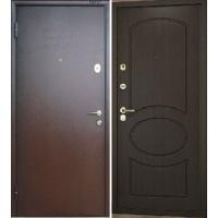 Входная металлическая дверь СильверДорс модель Стелс-2