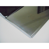 Панель ОС Т24 К90 595*595 супер-хром А08 Cesal