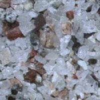 Фиброцементный фасадный лист покрытие из натуральной каменной к