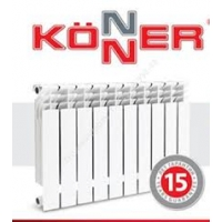 Радиатор биметаллический KONNER 500/80