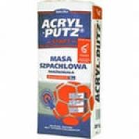 Акрил-Путц (Acryl-putz) шпатлевка.Производство Польша и Беларусь