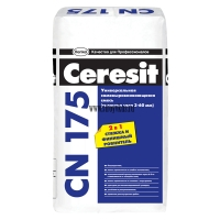 Самовыравнивающаяся смесь Ceresit CN 175