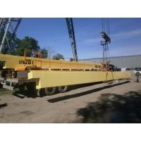 Кран двухбалочный мостовой опорный электрический гп. 16 т 22,5 м