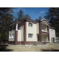 Фасадные панели Альта-Профиль «Кирпич»
