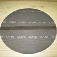 Абразивная шлифовальная сетка Sanders 406 мм