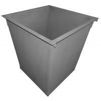 Контейнер для мусора 0,75 куб м