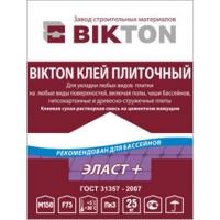 Клей плиточный БИКТОН Эласт 25кг