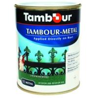 ТАМБУР МЕТАЛЛ Антикоррозионная 3 в 1 Tambour Metal Эмаль молотковая