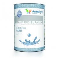 Светящаяся краска для пластиковых изделий AcmeLight Plastic