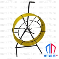 Протяжка для кабеля 6 мм 120 м на основании Medium (УЗК)