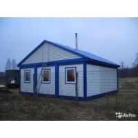 бытовки, модульные дома, гаражи