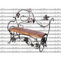 Кованые изделия, ковка ворота, ковка ограды, перила ковка РКХ-RKZ66ru