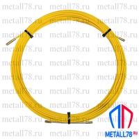 Протяжка для кабеля 6 мм 40 м (УЗК)