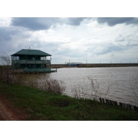 Продаётся участок земли 100 га в 25 км к югу от Оренбурга