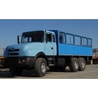 Вахтовый автобус УРАЛ 3255-0010-59