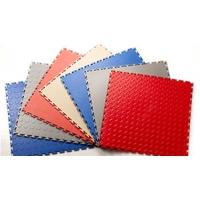 Модульные напольные покрытия ПВХ  Модульный пол Sold Skin, 7мм; 500х500