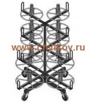 Стеллаж кабельный СКБ 12-0,5-30