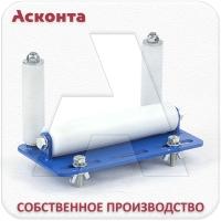 ПР200П Ролик прямой для перфорированного кабельного лотка