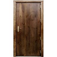 Двери из массива сосны  уличные и межкомнатные