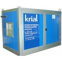 Промышленный блок-контейнер  ПБК «СЕВЕР» под электрооборудование