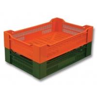 Пластиковый ящик 600x400x135