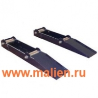 Ролики для размотки кабельных барабанов Малиен РКБ-8-16-20 (до № 16, г/п до 2000 кг)