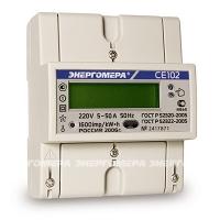 Приборы учета электрической энергии Энергомера СЕ-101, 102 и др.