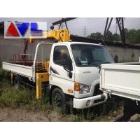 Новый грузовой-бортовой с манипулятором Hyundai HD78 — 2013