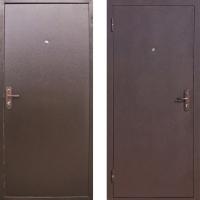 Дверь входная металлическая строительная Стройгост 5-1