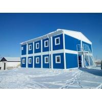 Модульные общежития