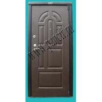 Входная металлическая дверь ПАНЦИРЬ