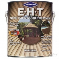 Пропитка защитная  водоотталкивающая Wolman E-H-T® EXOTIC HARDWOOD TREATMENT 12206