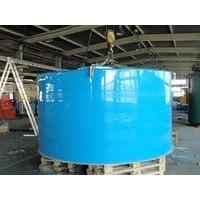 Резервуары бочки для воды по вашим размерам Waterplast Пищевой пластик