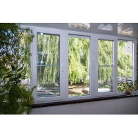 Пластиковые окна и двери Rehau