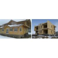 Строительство домов из сип(sip) панелей по Канадской технологии