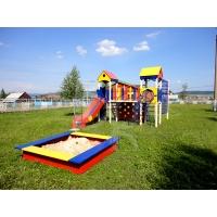 горки, качели, карусели, песочницы, детские игровые комплексы Башкирские металлические конструкции