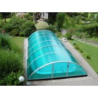 Бассейны и павильоны для бассейнов IDEALCOVER