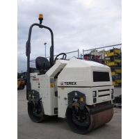 Виброкаток тандемный новый Terex TV800H 1617 кг