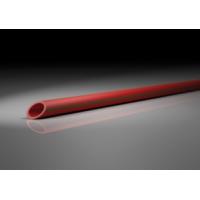 Труба полипропиленовая aquatherm red pipe firestop (фаерстоп)