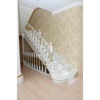 Деревянные лестницы из лиственницы, бука, дуба, ясеня Диал