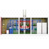 Блочно-модульная котельная Альфа 200 1,0 МВт