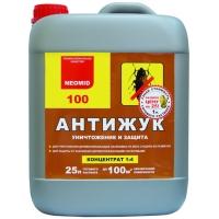 Антисептический состав Антижук 100 концентрат 1:4 (5 кг) Neomid