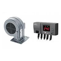 Комплект автоматика - CS 20 и вентилятор (турбина)- DP 02