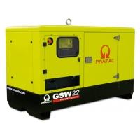 Дизель-генераторные станции от 5 кВа до 3000 кВа PRAMAC